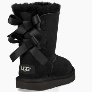 NWT UGG Toddler Girls Bailey Bow II